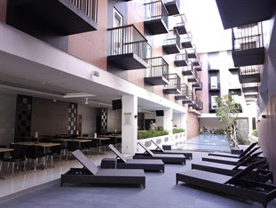 Kolam Amaris Hotel Pratama Nusa Dua Bali
