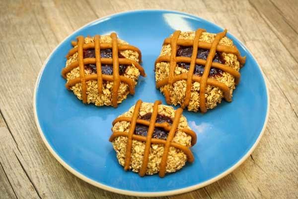 flourless-cookies
