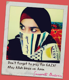 Pray For Gaza!