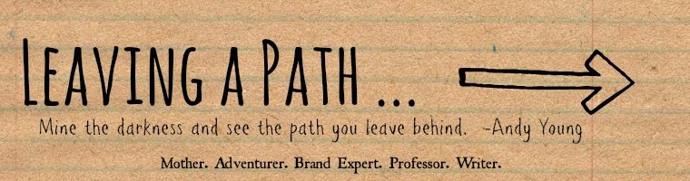 Leaving a Path