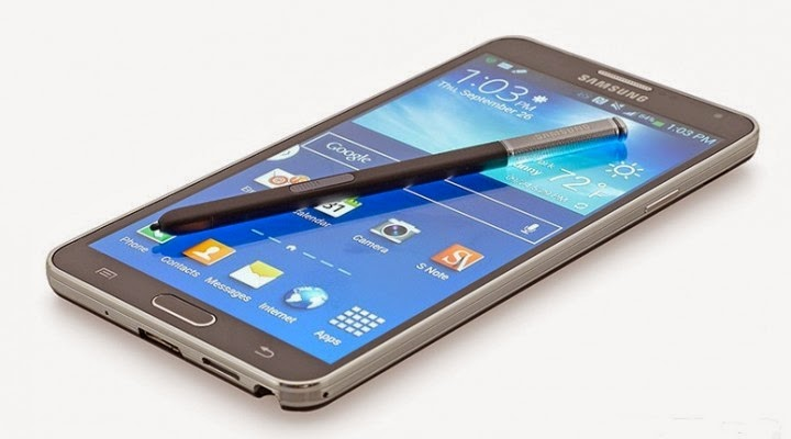 Samsung Galaxy Note 4 will have 5.7 inch QHD display