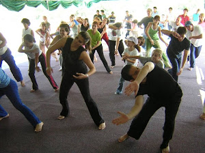 Danza y terapia psicocorporal