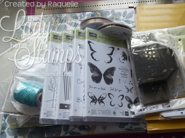 My Stampin' Up! Haul