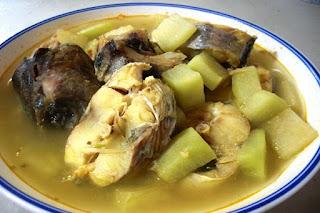 Sayur Mrico Khas Rembang