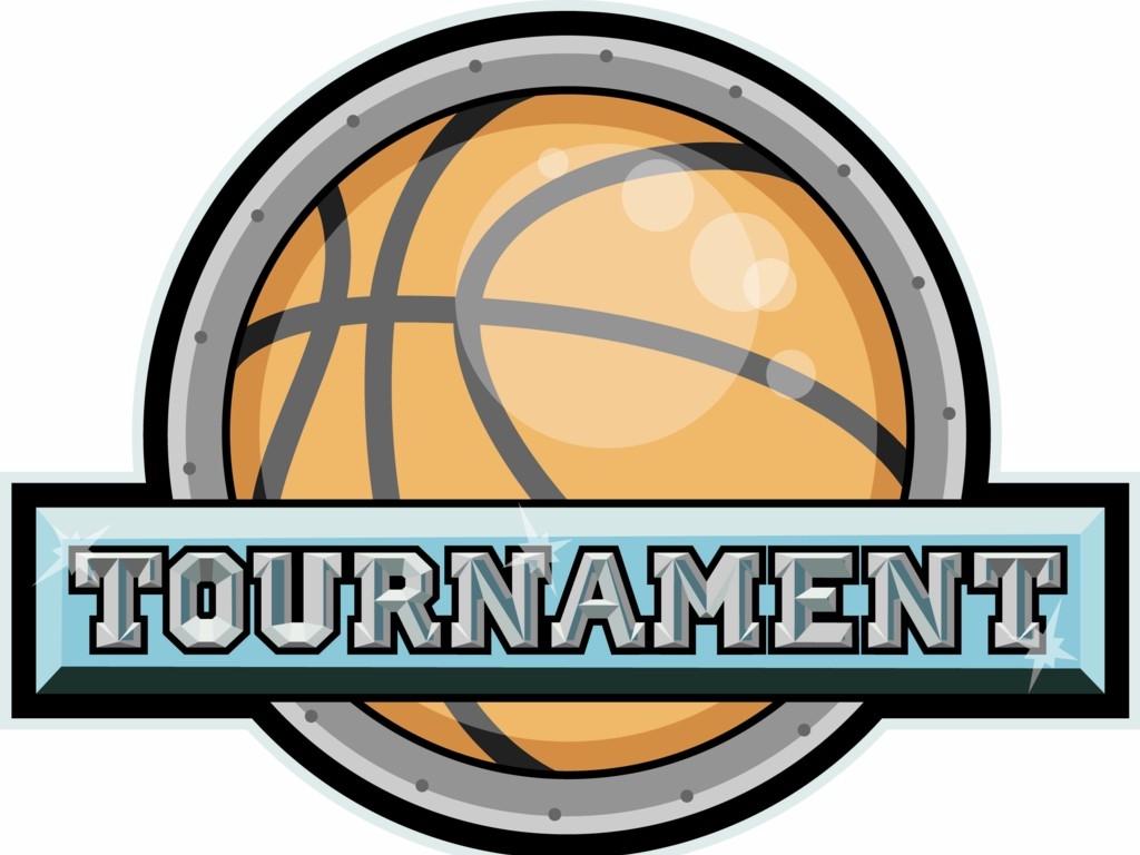 Basketball Tournament Logos
