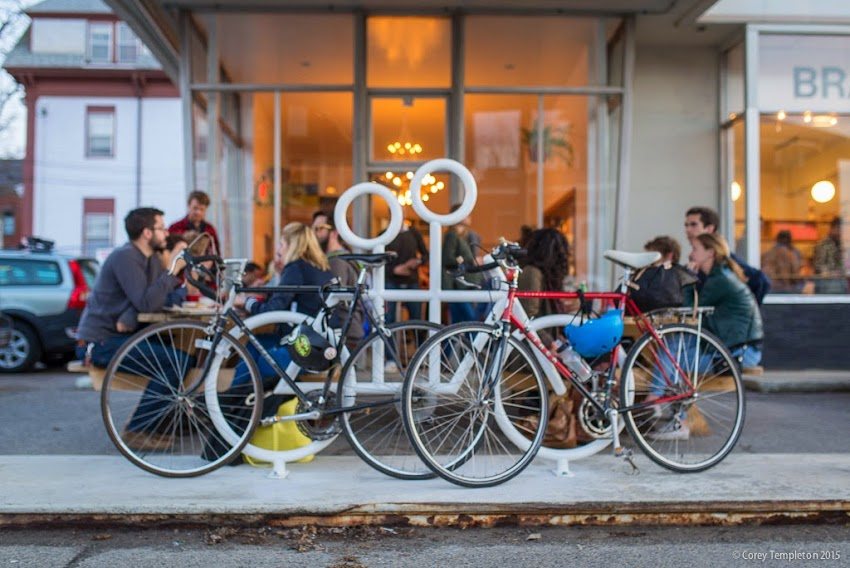 Portland, Maine April 2015 Tandem Coffee and Bakery 742 Congress Street photo by Corey Templeton