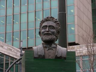 palza Basilio Paraíso Lasús  Zaragoza busto