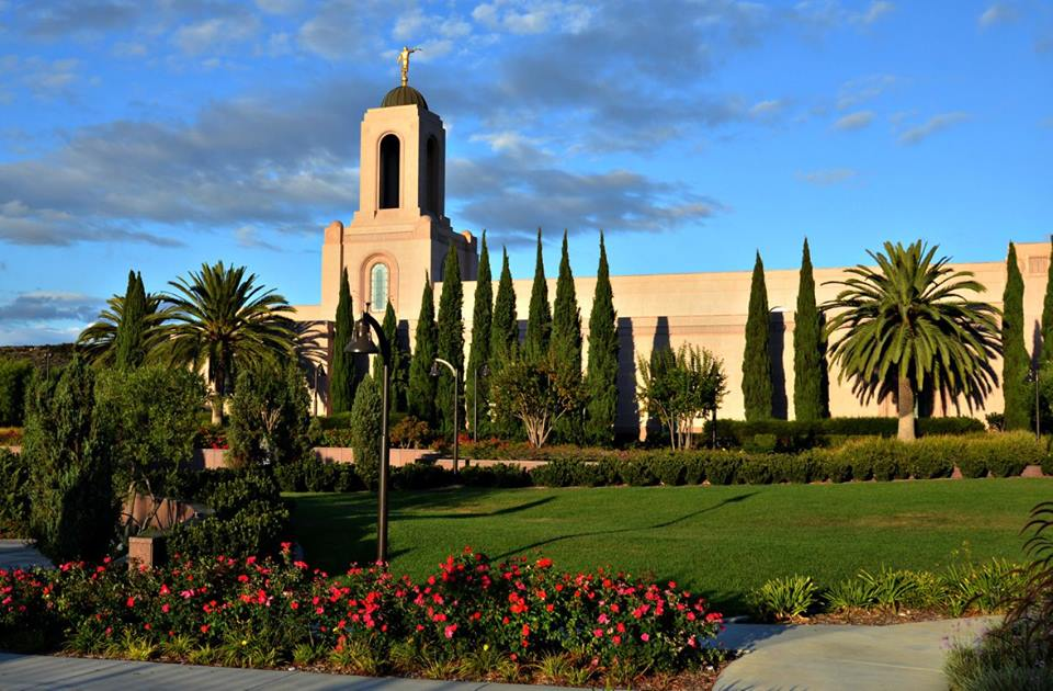 California Irvine Mission