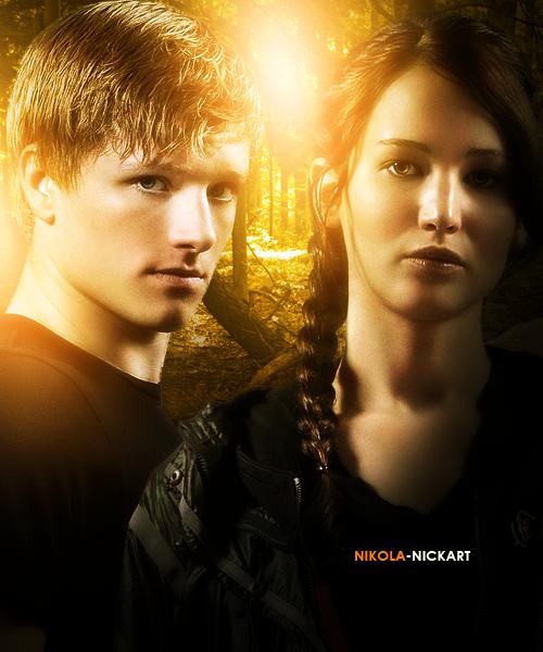 How does Katniss and Peeta Mellark win the Hunger Games ...