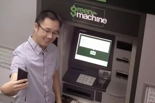 TD Canada, ATM thanking machine