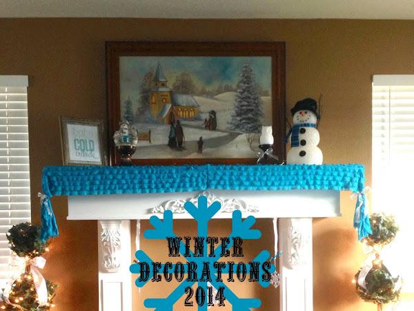 Winter Decorations 2014
