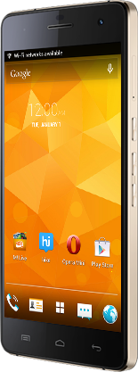 Micromax Canvas Knight-A350-front