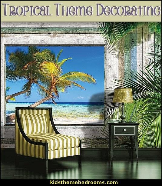1000 Ideas About Hawaiian Theme Bedrooms On Pinterest Trina Turk Bedding Tropical Bedrooms