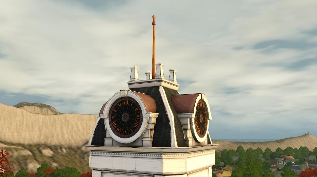my sims 3 blog bioshock infinite bell tower by veritas