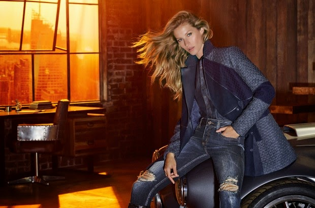 Colcci Fall/Winter 2015 Campaign