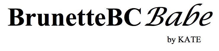 BrunetteBCBabe