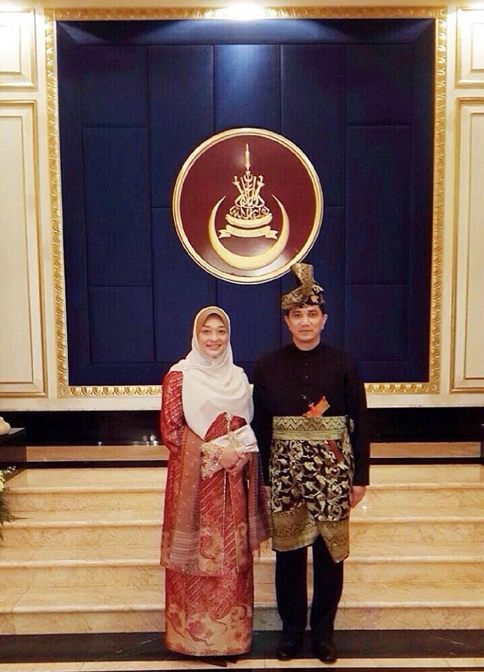 Yang Amat Berhormat Mohamed Azmin Ali. Menteri Besar Selangor