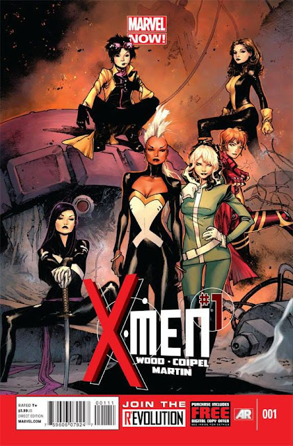 X-MEN (Marvel Now) Comics descarga gratis español