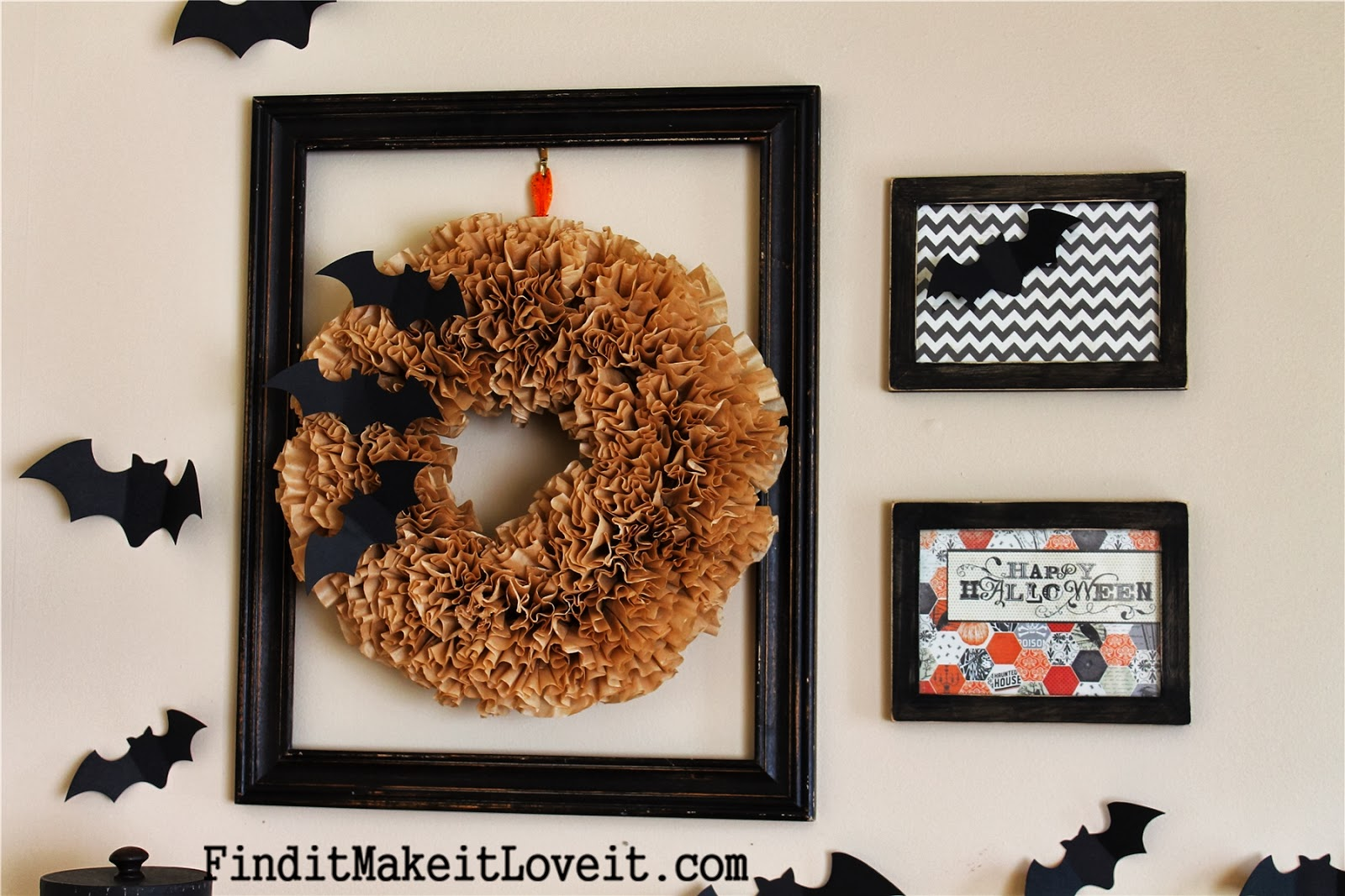 Decorating Ideas > Halloween Decorating With Paper  Find It, Make It, Love It ~ 071241_Halloween Decoration Ideas Paper