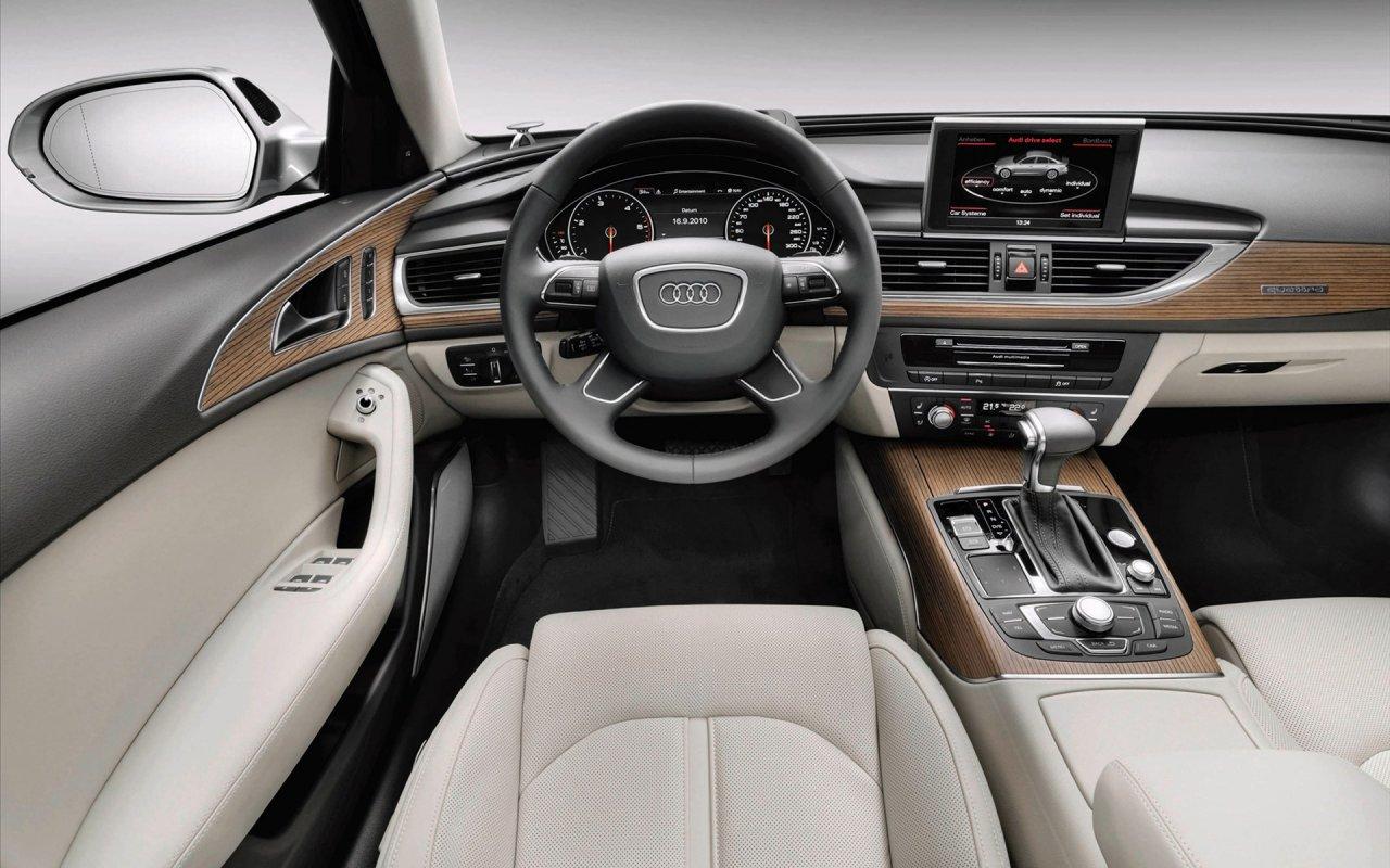 2011 Audi A6 Super Blog