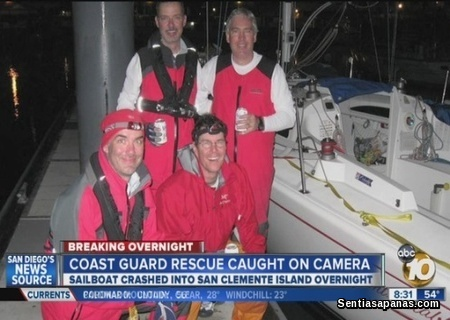 Uncontrollable Urge San Diego Tragedy Coast Guard