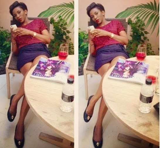 genevieve nnaji instagram photos