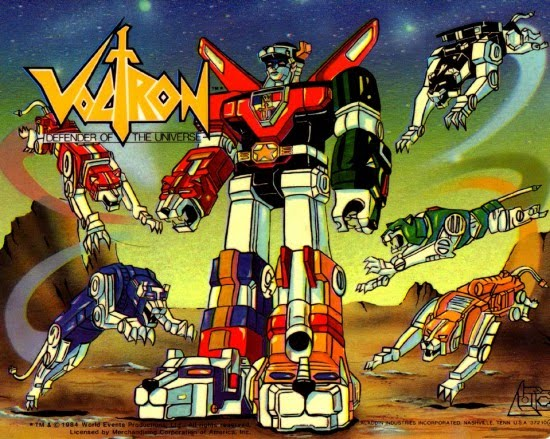 The Retrospective Geek Giant Robots That Combine To Make Even