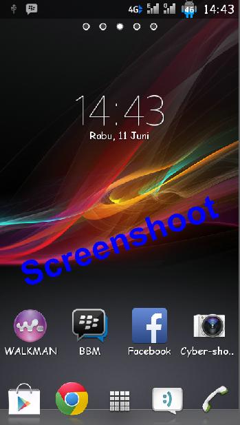 Cara Mengambil Screenshoot di Berbagai Tipe Hp Android