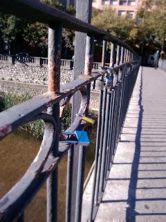 Pont de la Princesa. Encants de Girona