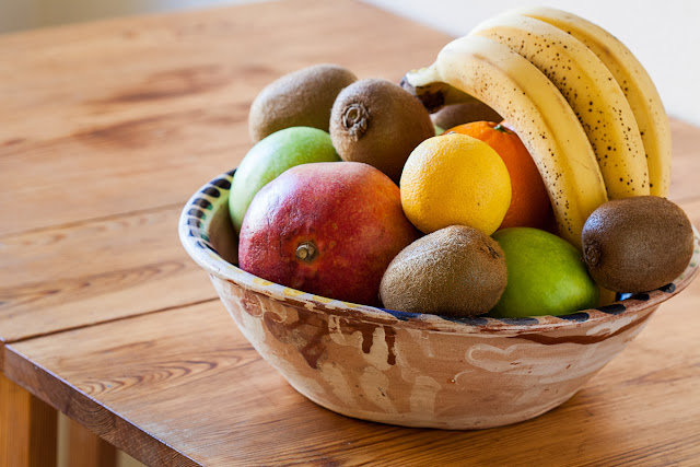 Voće u činiji