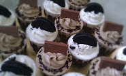 Oreo Cadbury Cuppies