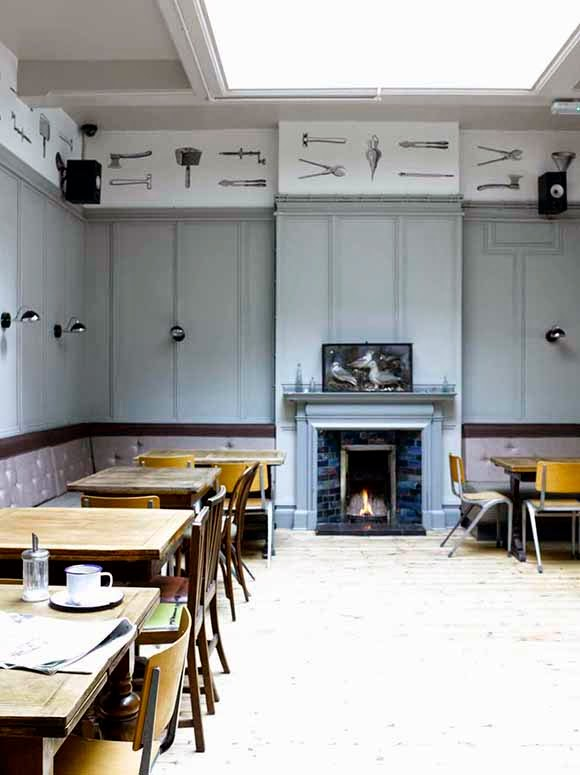 The Blacksmith and Toffeemaker pub, London