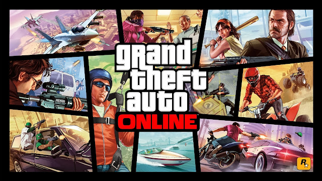 grand theft auto online wallpapers HD
