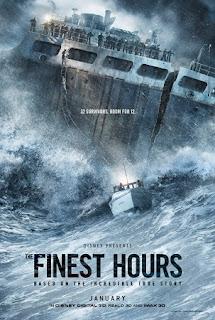 Jadwal THE FINEST HOURS di Cinemaxx