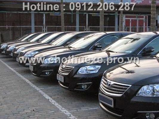 Cho thuê xe chất lượng tại Sài Gòn - Đức Vinh Trans