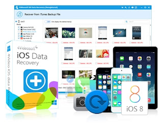 4Videosoft iOS Data Recovery Portable