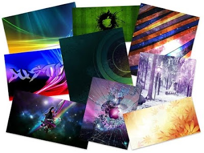 Abstract Wallpapers Mega Pack Collection 1