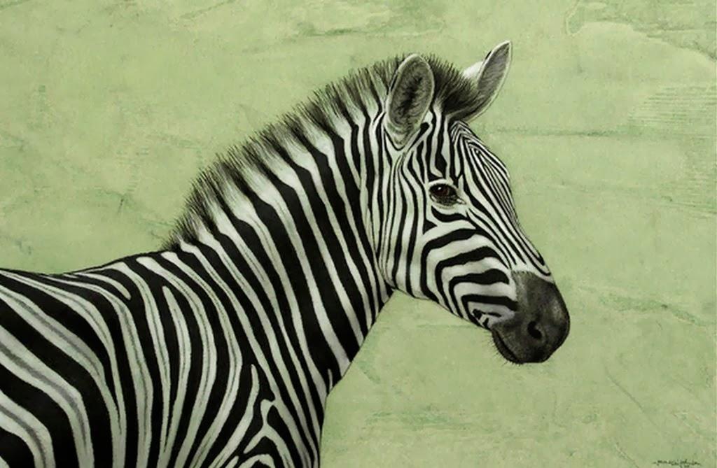Im genes arte pinturas pinturas cuadros de animales - Cuadros de cebras ...
