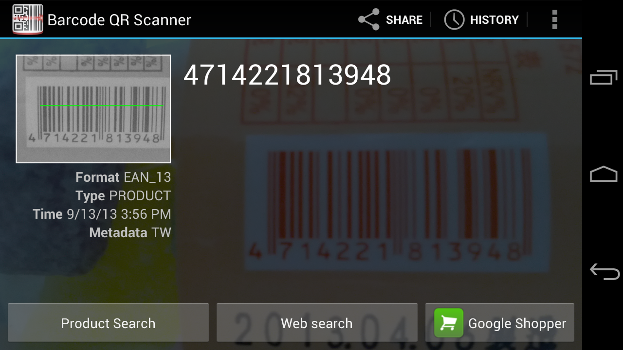 Download Aplikasi Barcode QR Scanner Android Apk Asik - 5