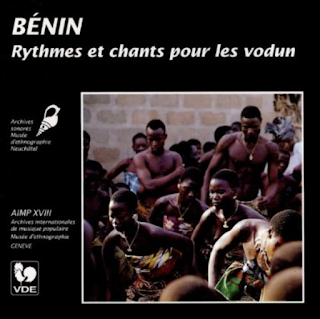 Benin: Rhythms and Songs for the Vodun (VDE-Gallo