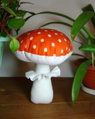 тильдовский гриб