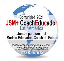 Comunidad 2021 Juntos Somos MAS Coach Educador