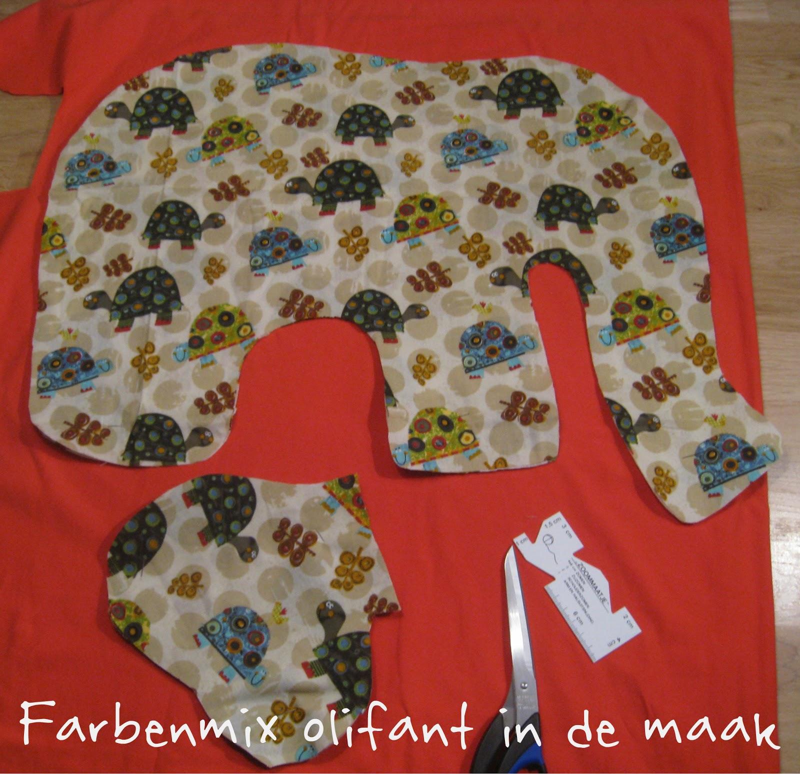 Farbenmix olifant