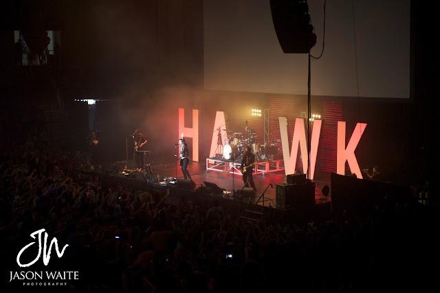 Hawk Nelson at UTA College Park Center