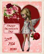 Pea's Valentine