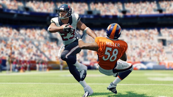 game Madden NFL 25
