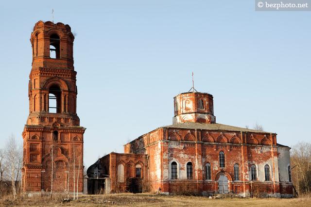 храмы кимрского района