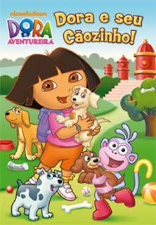Dora a Aventureira: Dora e Seu Cãozinho   Dublado