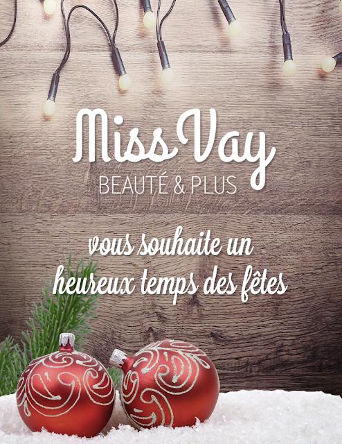 Joyeux Noël Miss Vay