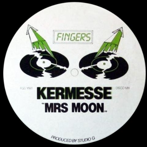 Kermesse - Mrs.Moon (Vinyl,12'', 12